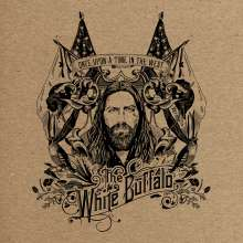 The White Buffalo: Once Upon A Time In The West, CD