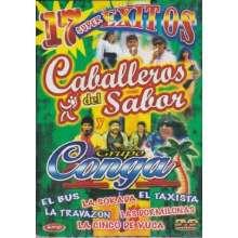 Los Caballeros Del S: 17 Super Exitos, DVD