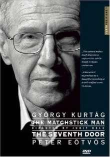 """György Kurtag (geb. 1926): György Kurtag - Dokumentation """"The Matchstick Man"""", DVD"""