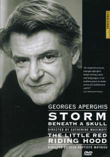 Georges Aperghis (geb. 1945): Georges Aperghis - Storm (Dokumentation in engl.Spr.), DVD