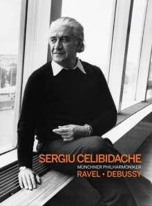 Sergiu Celibidache dirigiert Ravel & Debussy, DVD