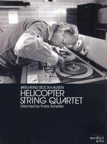 Karlheinz Stockhausen (1928-2007): Helikopter-Quartett, DVD
