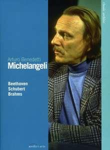 Arturo Benedetti Michelangeli,Klavier, DVD