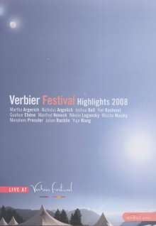 Verbier Festivals - Highlights 2008, DVD