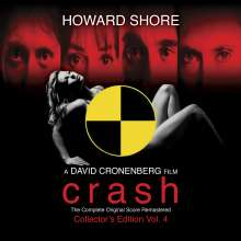 Filmmusik: Crash-Soundtrack, CD