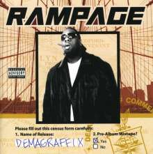 Rampage: Demagraffix, CD