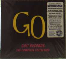 Go!! Records: The Complete Collection, 4 CDs
