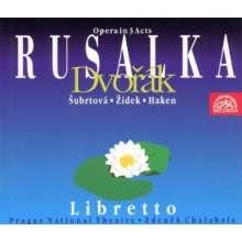 Antonin Dvorak (1841-1904): Rusalka, 2 CDs