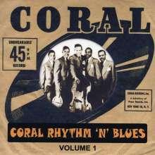 Coral Rhythm N Blues 1 / Various: Vol. 1-Coral Rhythm N Blues, CD