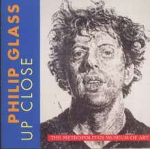 Philip Glass (geb. 1937): Philip Glass Sampler - Up Close, CD