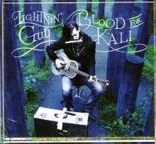Lightnin' Guy (Guy Verlinde): Blood For Kali, CD
