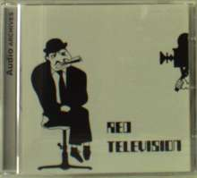 Red Television: Red Television (Remaster), CD