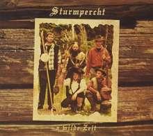 Sturmpercht: A Wilde Zeit, CD