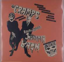 The Cramps: Rock And Roll Bash (Deluxe-Edition), LP