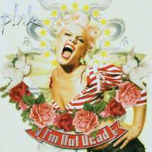 P!NK: I'm Not Dead, CD
