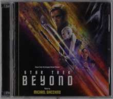 Michael Giacchino: Filmmusik: Star Trek Beyond (Limited-Edition), 2 CDs