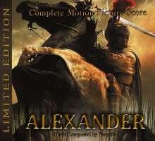 Vangelis (geb. 1943): Filmmusik: Alexander (Limited-Edition), 2 CDs