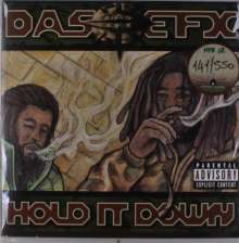 Das EFX: Hold It Down (Limited-Numbered-Edition) (Coloured Vinyl), 2 LPs