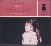 Vincenzo Bellini (1801-1835): Zaira, 3 CDs