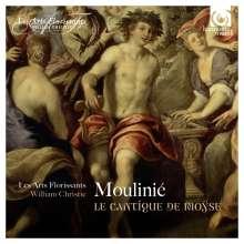 Etienne Moulinie (1600-1669): Le Cantique de Moyse, CD