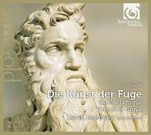 Johann Sebastian Bach (1685-1750): Die Kunst der Fuge BWV 1080, 2 CDs