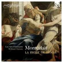 Michel Pignolet de Monteclair (1667-1737): Kantaten, CD