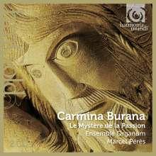 Carmina Burana - Le Mystere de la passion, 2 CDs