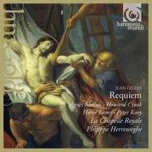 Jean Gilles (1668-1705): Requiem, CD