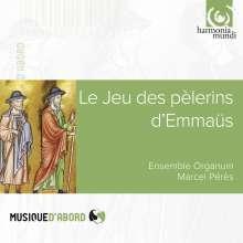 Le Jeu des Pelerins d'Emmaus (12.Jh.), CD