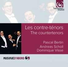 Die 3 Countertenöre, CD