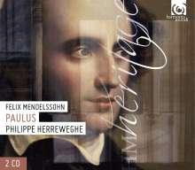 Felix Mendelssohn Bartholdy (1809-1847): Paulus, 2 CDs