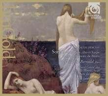 Claude Debussy (1862-1918): Sonate für Flöte,Viola & Harfe, CD