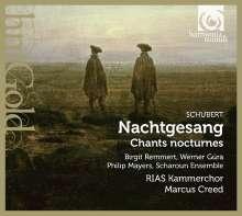 Franz Schubert (1797-1828): Chorwerke, CD