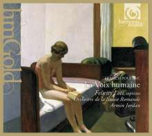 Francis Poulenc (1899-1963): La Voix Humaine, CD