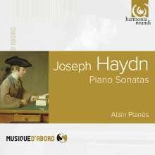 Joseph Haydn (1732-1809): Klaviersonaten H16 Nr.2,23,41,46, CD
