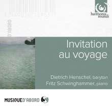 Dietrich Henschel - Invitation au Voyage, CD