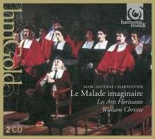 Marc-Antoine Charpentier (1643-1704): Le Malade Imaginaire, 2 CDs