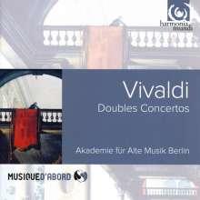 Antonio Vivaldi (1678-1741): Doppelkonzerte, CD