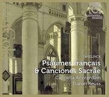 Jan Pieterszoon Sweelinck (1562-1621): Psaumes francais & Canciones Sacrae, CD