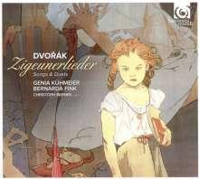 Antonin Dvorak (1841-1904): Zigeunermelodien op.55, CD