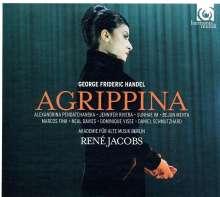 Georg Friedrich Händel (1685-1759): Agrippina, 3 CDs