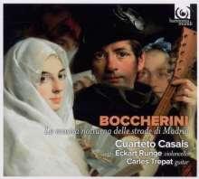 Luigi Boccherini (1743-1805): Streichquintette op.11 Nr.5 & op.30 Nr.6 (G.275 & 324), CD