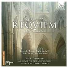 Johann Christian Bach (1735-1782): Missa da Requiem, CD