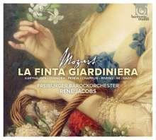 Wolfgang Amadeus Mozart (1756-1791): La Finta Giardiniera, 3 CDs