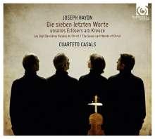 """Joseph Haydn (1732-1809): Streichquartette Nr.50-56 (op.51 Nr.1-7) """"Die sieben letzten Worte unseres Erlösers am Kreuze"""", CD"""