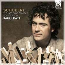 Franz Schubert (1797-1828): Klaviersonaten D.784, 958, 959, 960, 2 CDs