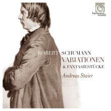 Robert Schumann (1810-1856): Abegg-Variationen op.1, CD