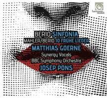 Luciano Berio (1925-2003): Sinfonia, CD