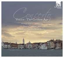 Xenia Löffler - Concerto (L'age d'or venitien), CD