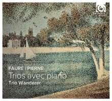 Trio Wanderer - Trios avec piano, CD